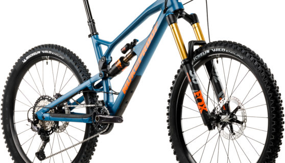 Nukeproof Mega Factory Carbon Bike